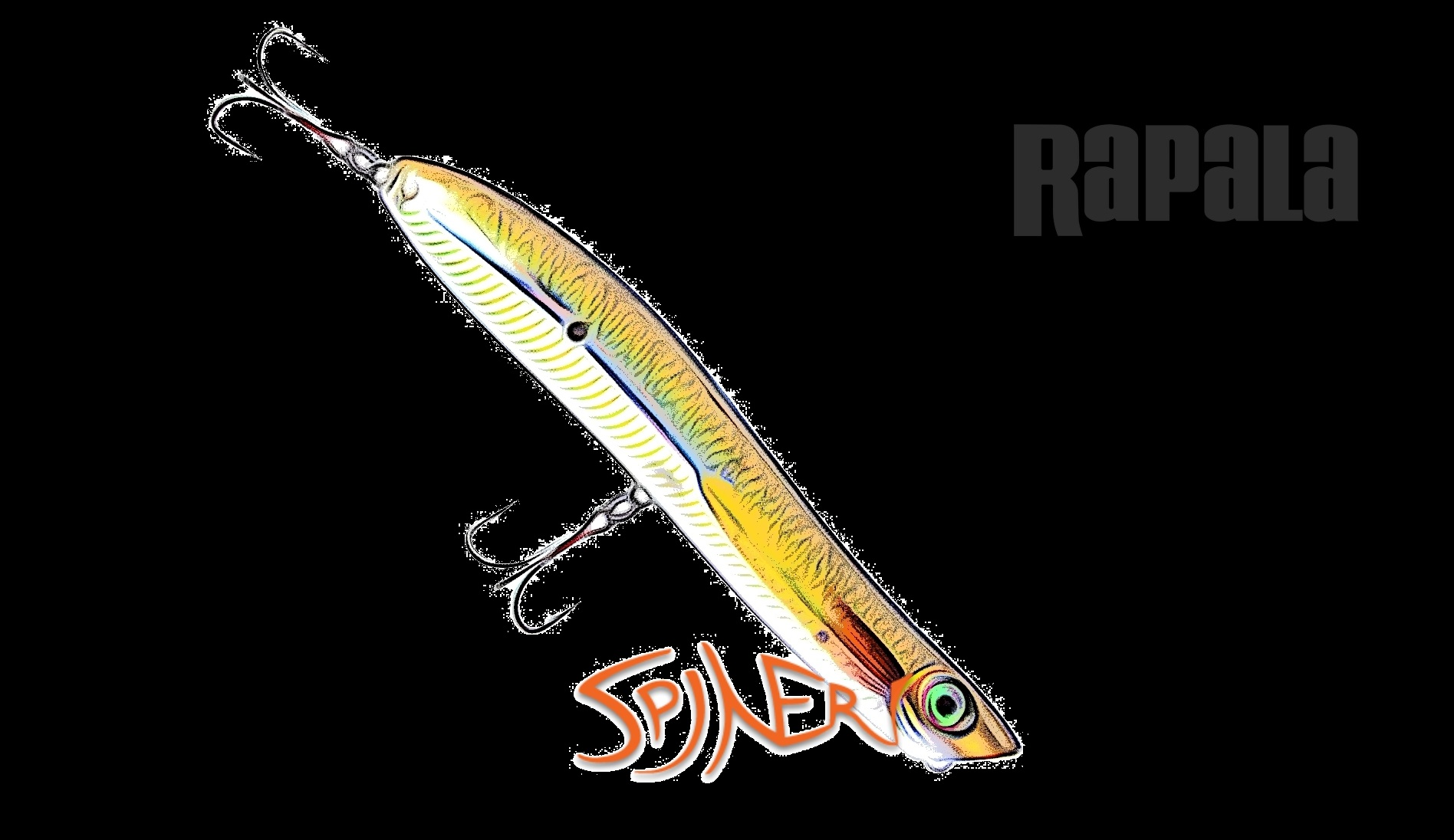2021 new rapala walk n roll